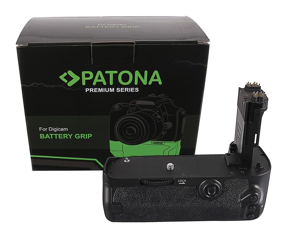 PATONA Premium Battery Grip f. Canon EOS 5D Mark III 5DS 5DS