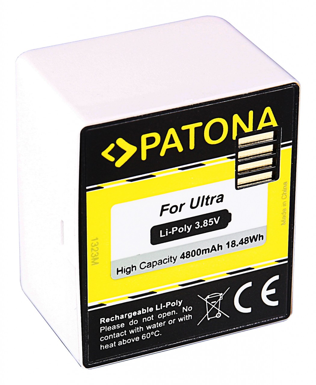 PATONA Battery f. Arlo Ultra A-4A A4A