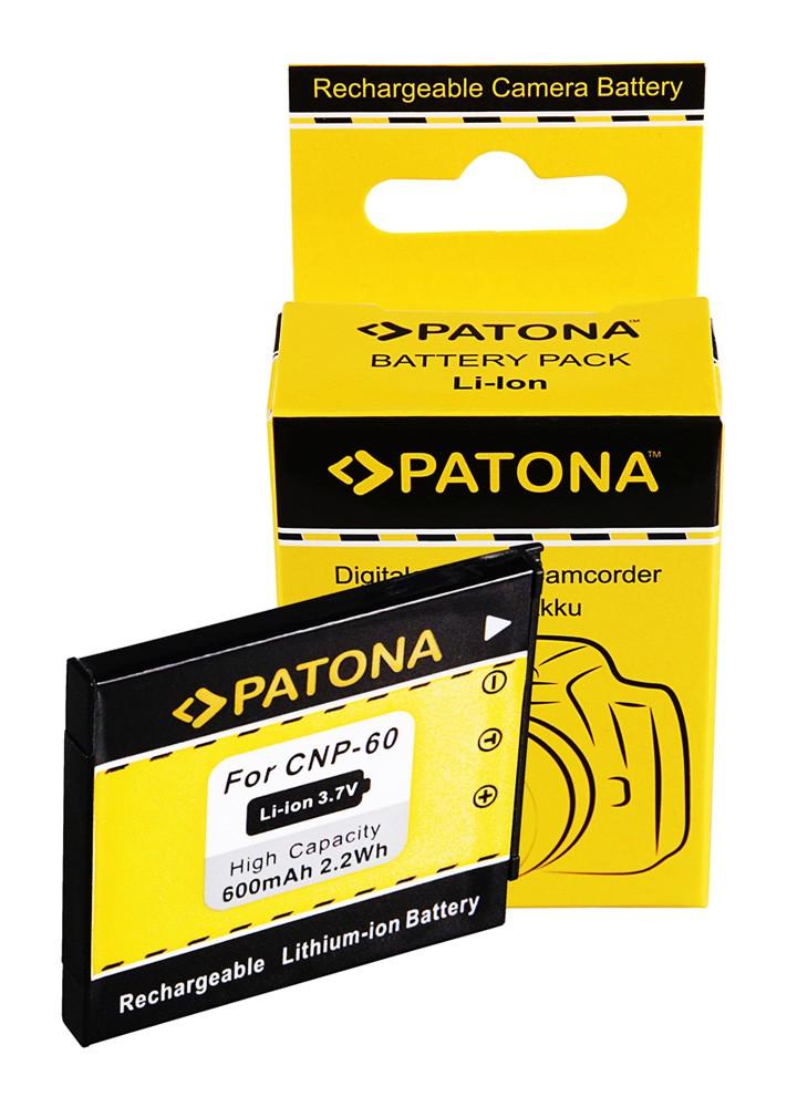Battery CASIO NP-60 NP60 EXILIM EX-S10 EX-Z80 EX-Z9 EXS-10