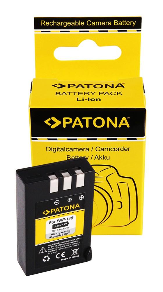 Battery Fuji FinePix S100FS S-100FS S100 FS NP140 NP-140