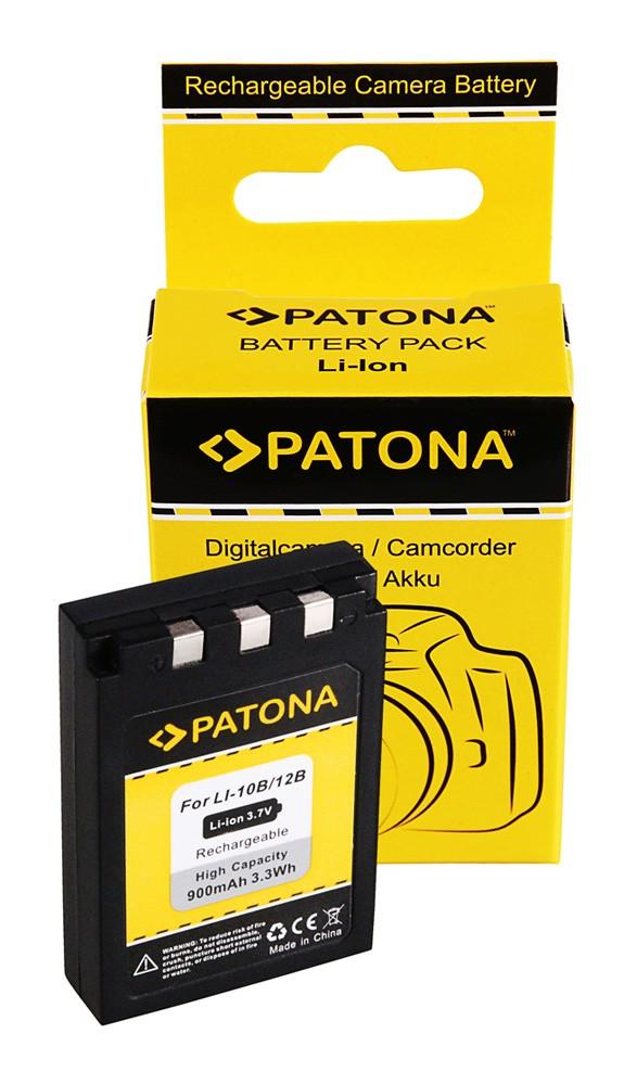 Battery Li-10B Li10B OLYMPUS CAMEDIA C765 C760 C5000 C60