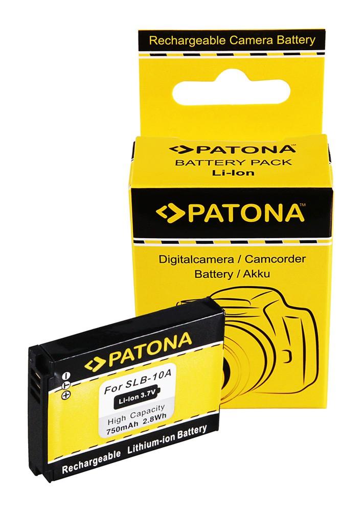 Battery for Samsung Digimax ES50, ES55, IT100, L100