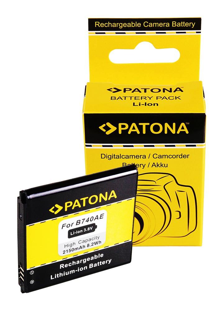 PATONA Battery f. Samsung Galaxy S4 Zoom SM-C101 NX mini NX