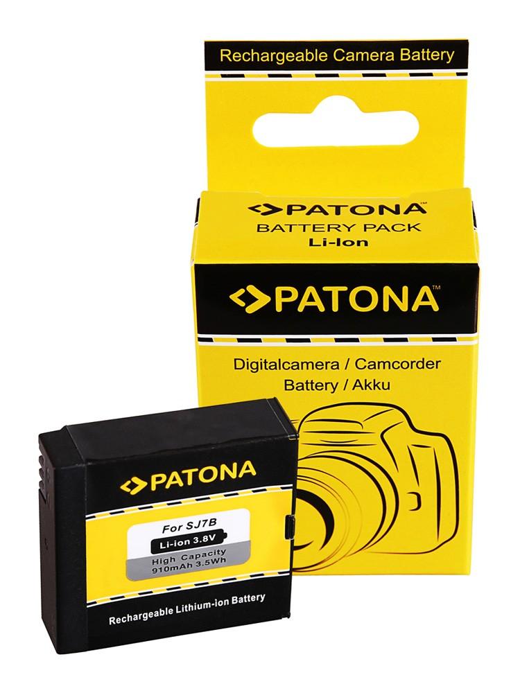 PATONA Battery f. SJCAM SJ7 Star SJ700