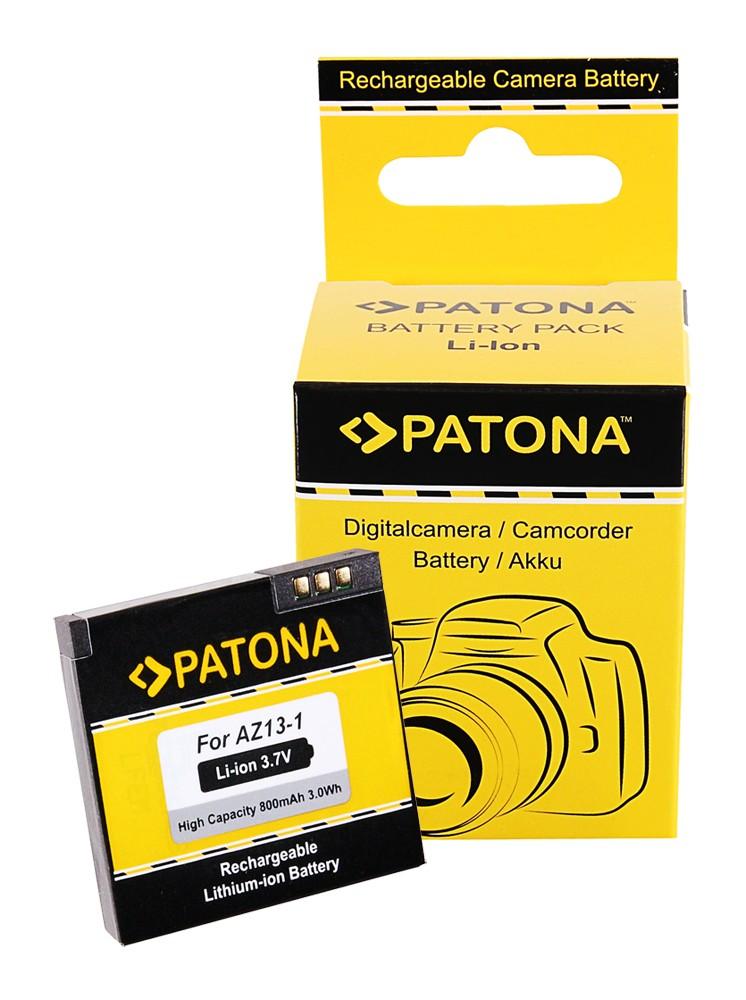 PATONA Battery f. Xiaomi Yi Xiaoyi YDXJO1XY AZ13-1
