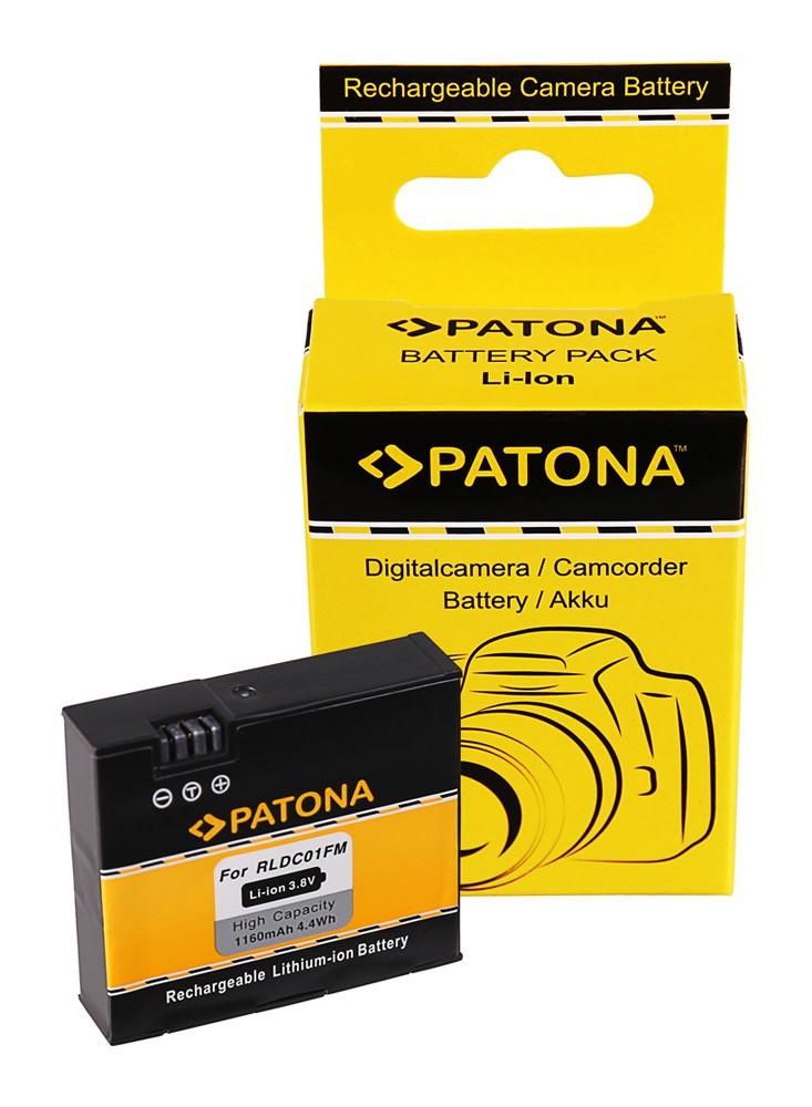 PATONA Battery f. XIAOMI MiJia Mini 4K YDXJ01FM RLDC01FM