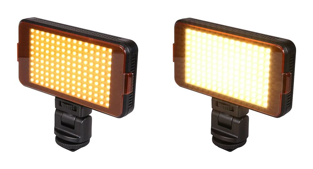 PATONA Professional dimmable Universeel LED Video Light LED-
