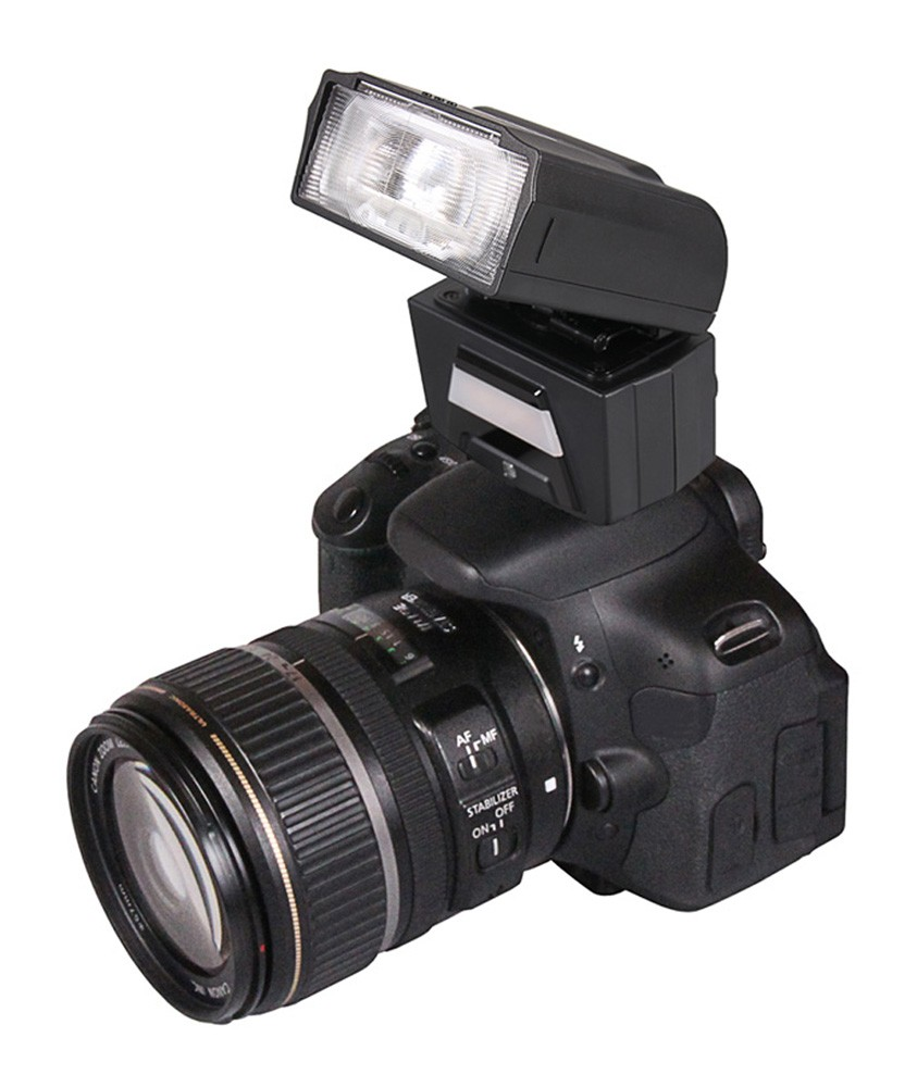 PATONA digital TTL-motorzoom Flash FK40 with integrated vide