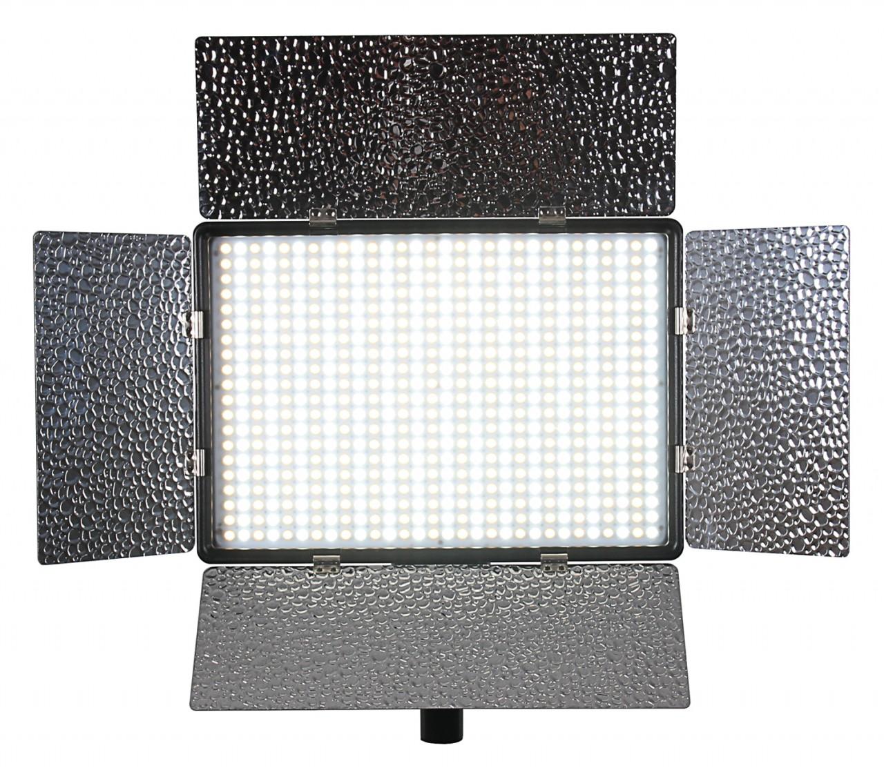 PATONA Premium LED professional photo video light LED-600ASR