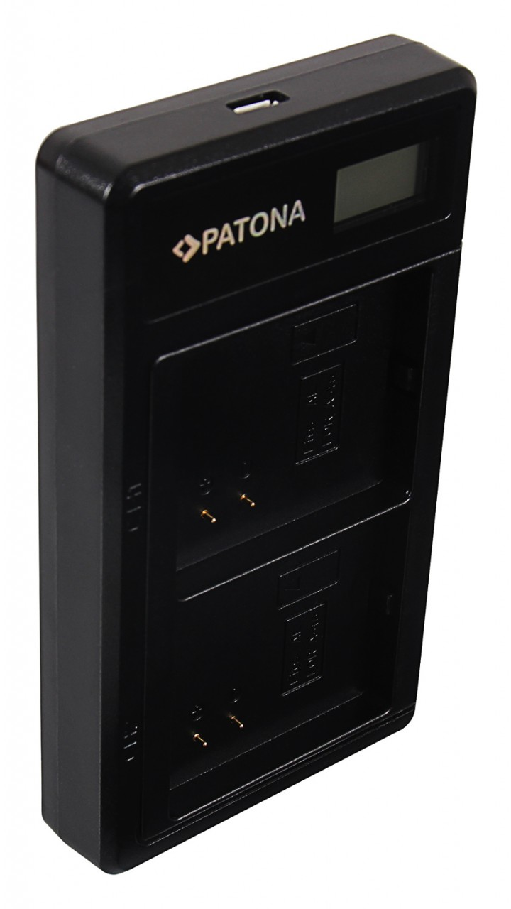 PATONA Dual LCD USB Charger f. Arlo Ultra A-4A