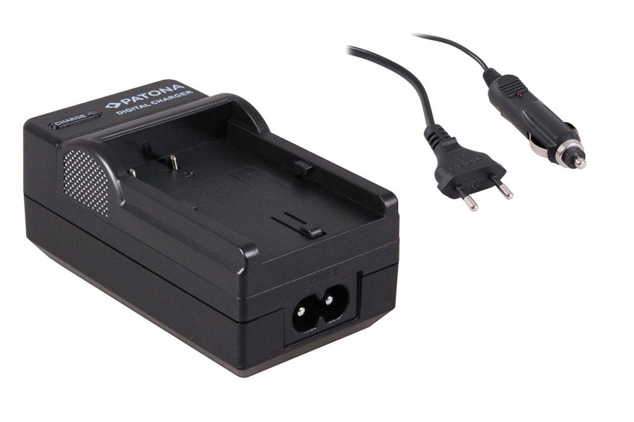 Charger for CANON Battery BP-511, BP-512, BP-522, BP-535