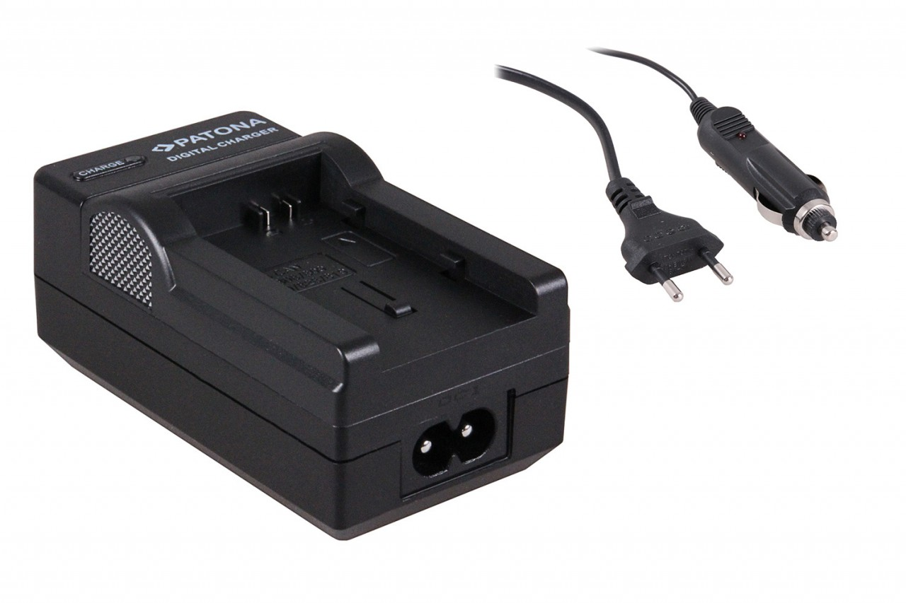 Charger for Canon BP808 BP809 BP819 BP827 FS10 FS 100