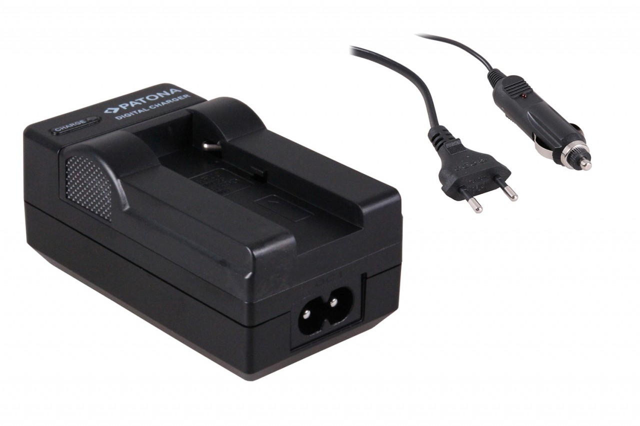 Charger for FUJI NP-80 NP 100 FinePix 4800 4800