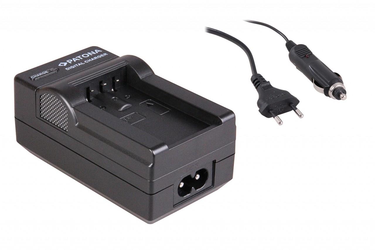 Charger for Battery CR-V3 CRV3 RCR-V3 + car Adapter