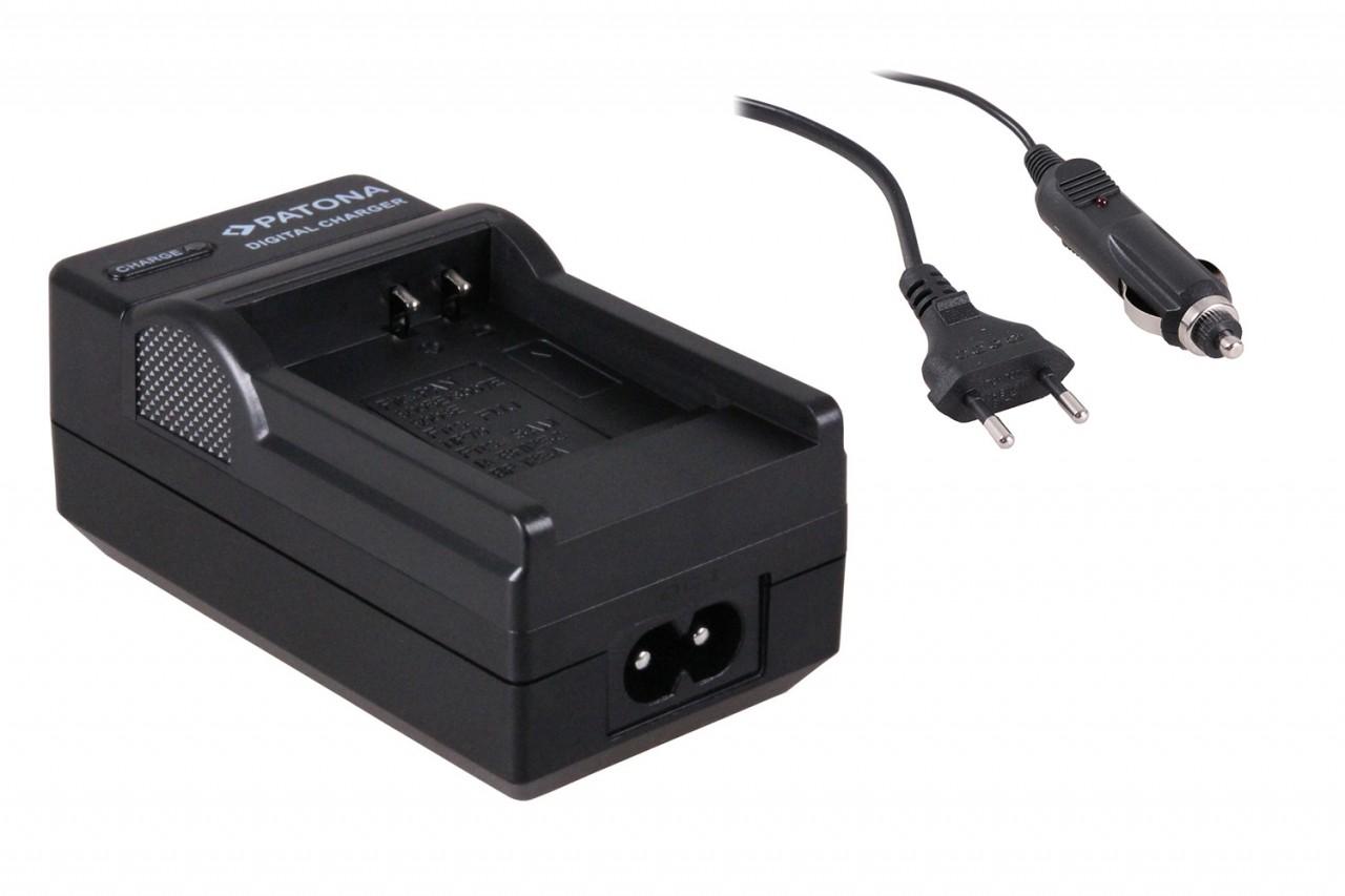 Charger Panasonic DMW-BCC12 CGA-S005 S005E DMC-FC01