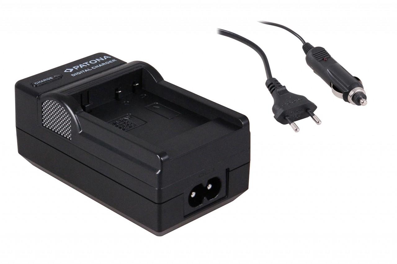 Charger f. Panasonic Battery DMC-TZ6 DMC-TZ7 DMC-ZS1 ZS3