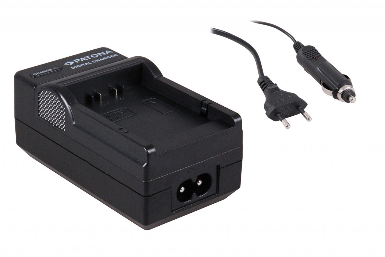 Charger for Panasonic DMC-G1 DMC-GH1 DMC-G2 BLB13