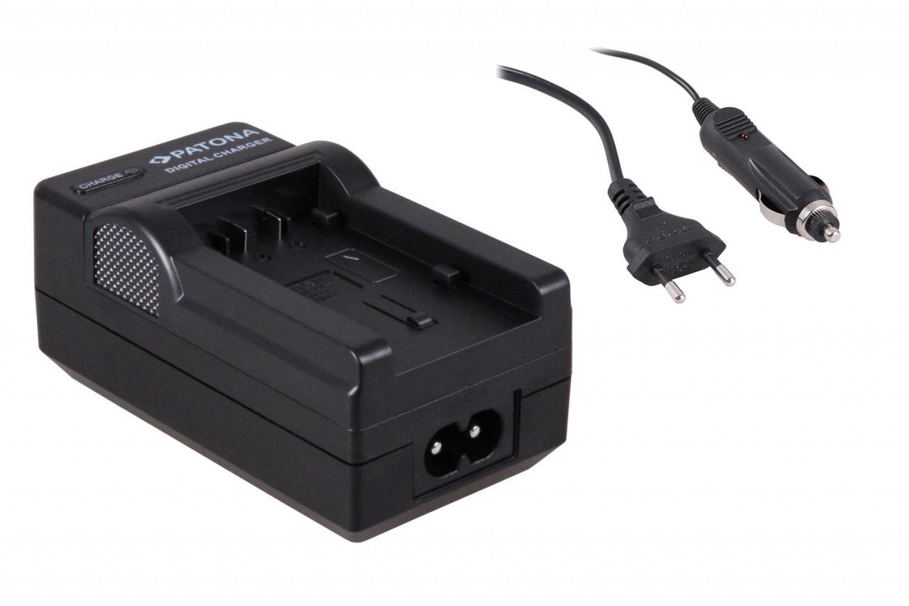 Charger for Panasonic VBK180 VBK360 HDC-DX3 HDC-HS60 VBT380