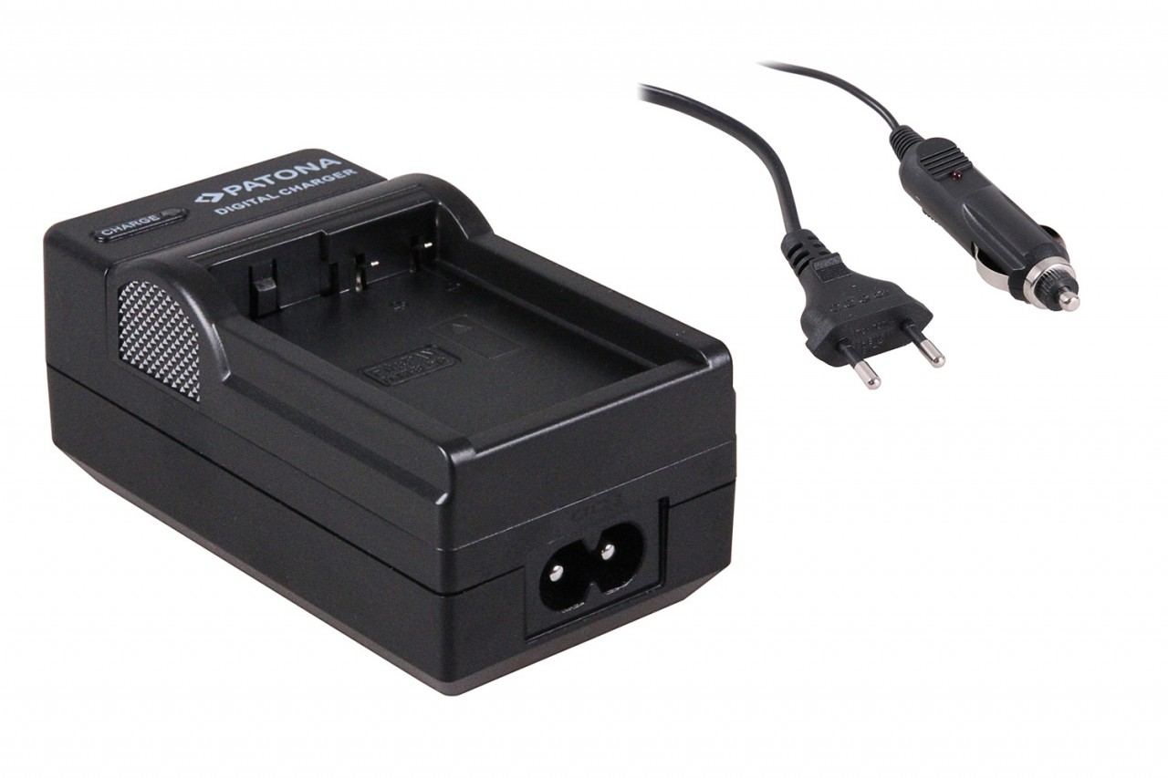 Charger for Panasonic DMW-GH2 DMW-BLC12 DMWGH2