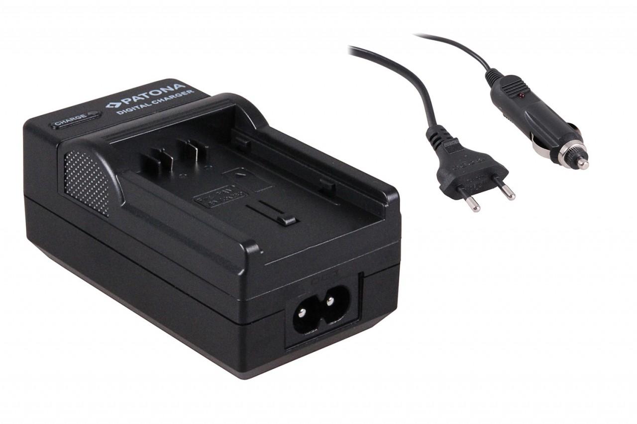 Charger f. Panasonic VBN130 VBN130E VBN260 VBN260E HDC-SD800