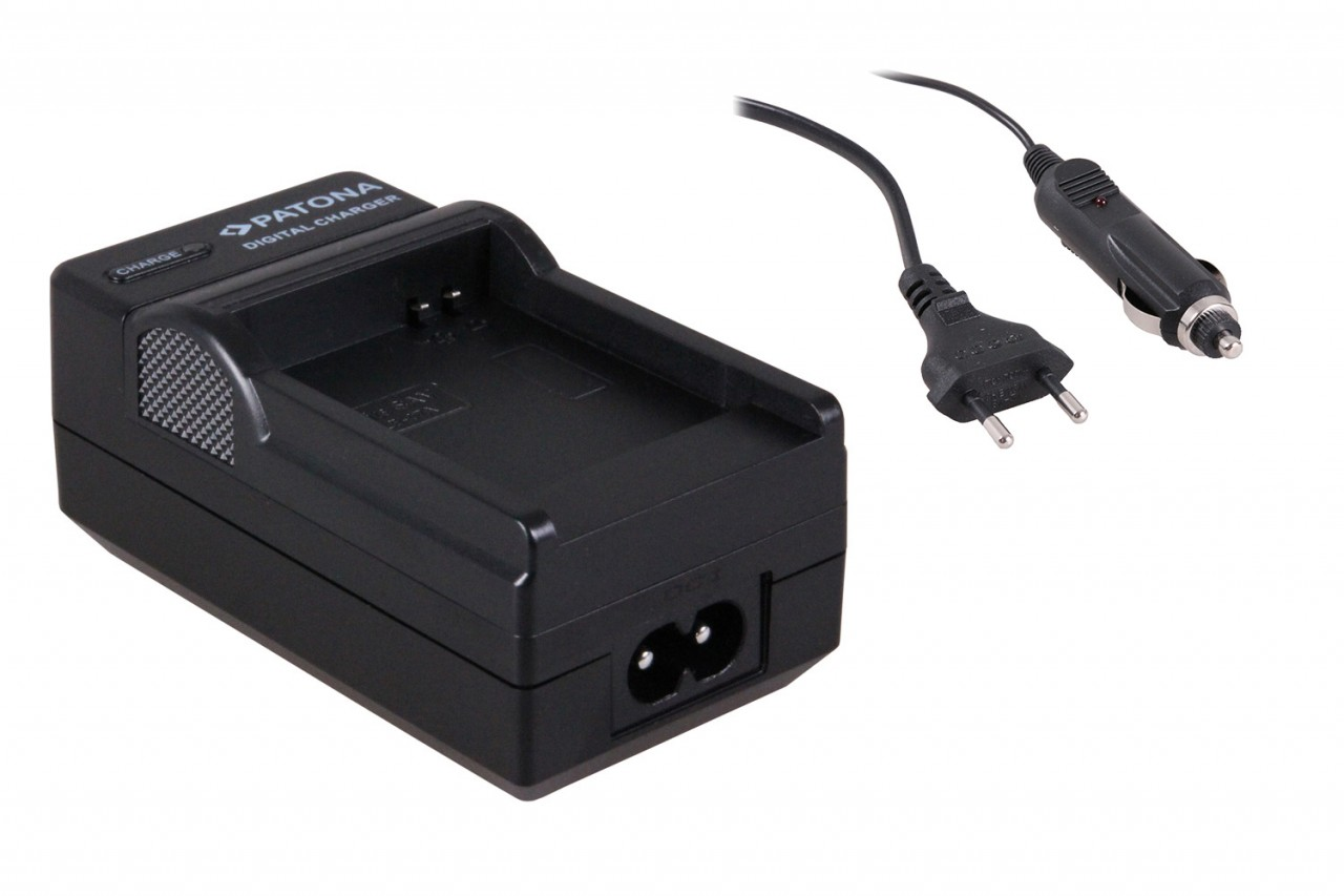 Charger for SAMSUNG SLB-07A TL100 TL210 TL220 PL150