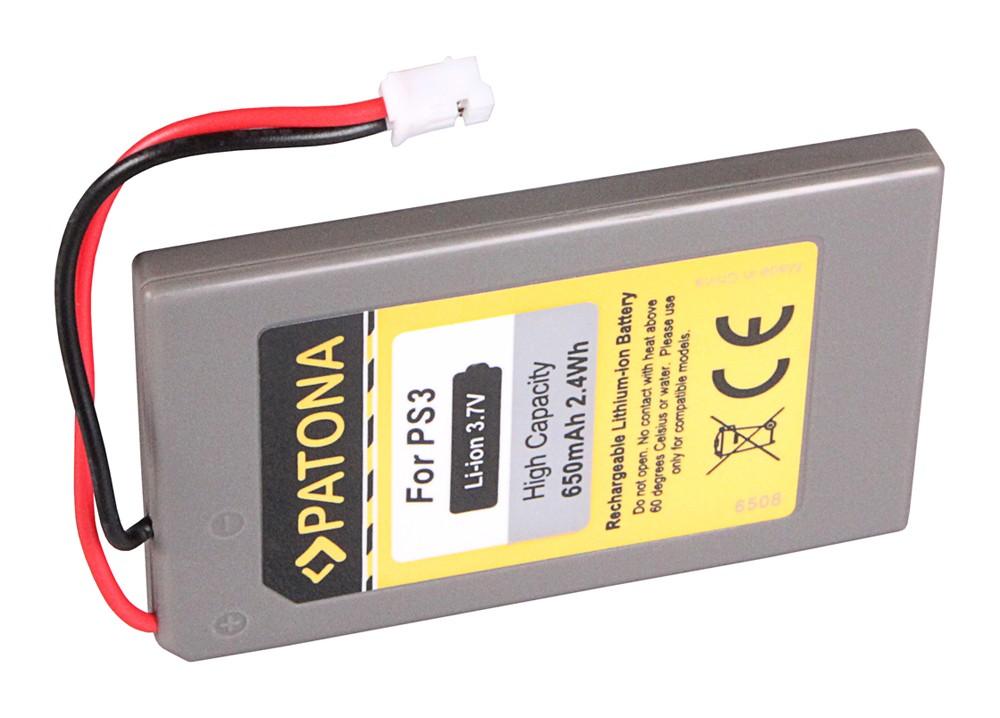 PATONA Battery f. Sony Playstation 3 PS3 Playstation 3 CECHZ