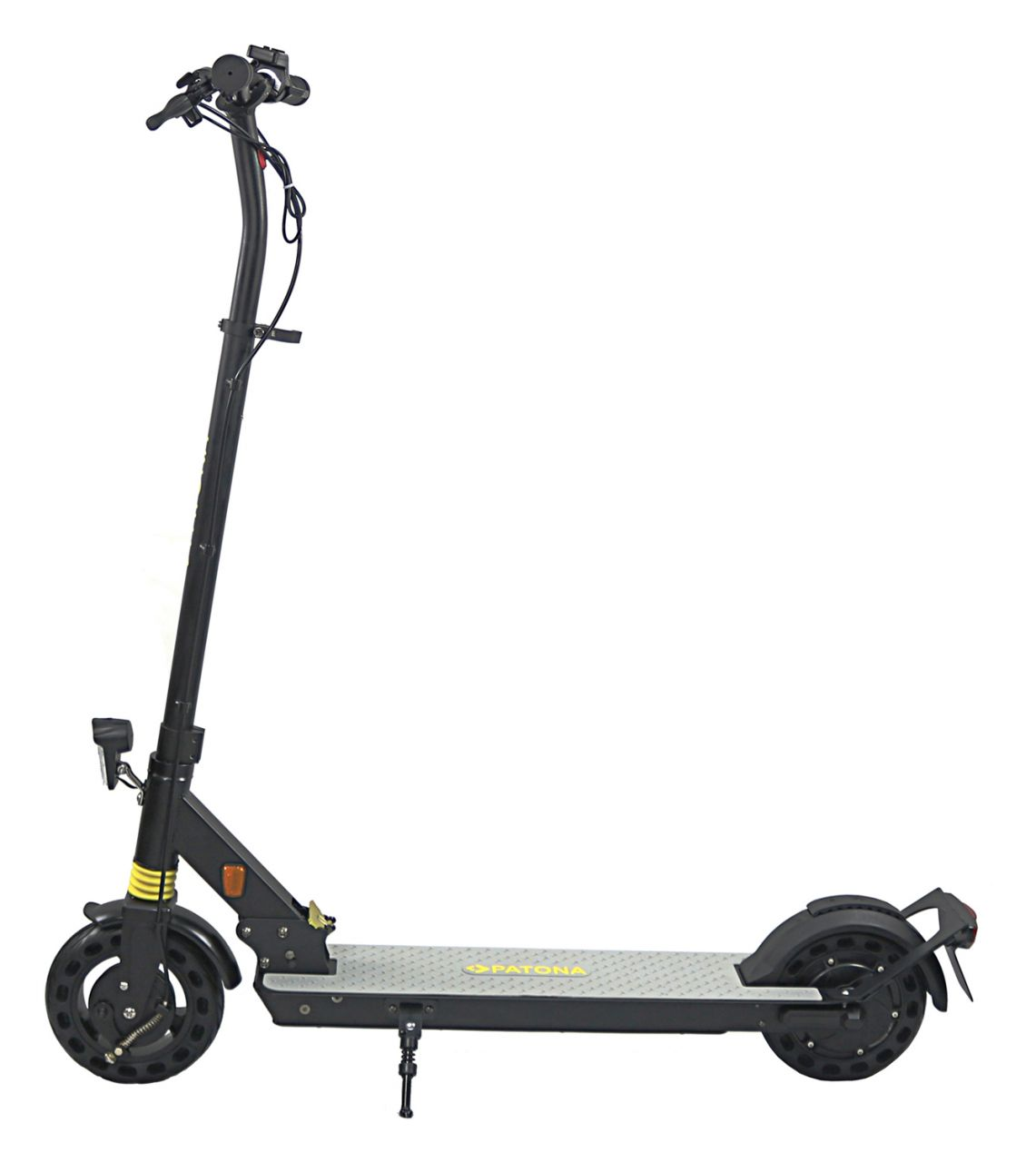 PATONA E-Scooter PT13-1 with road approval height adjustable