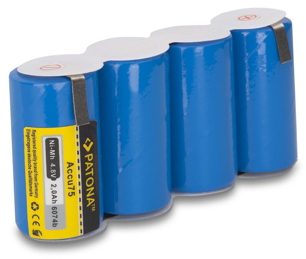 Battery for Gardena Accu75 Accu75 8802-00.630.00 8802 8818