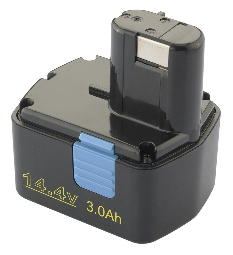 Battery for Hitachi 14,4V 3000 mAh Ni-Mh EB1412S EB1414 EB14