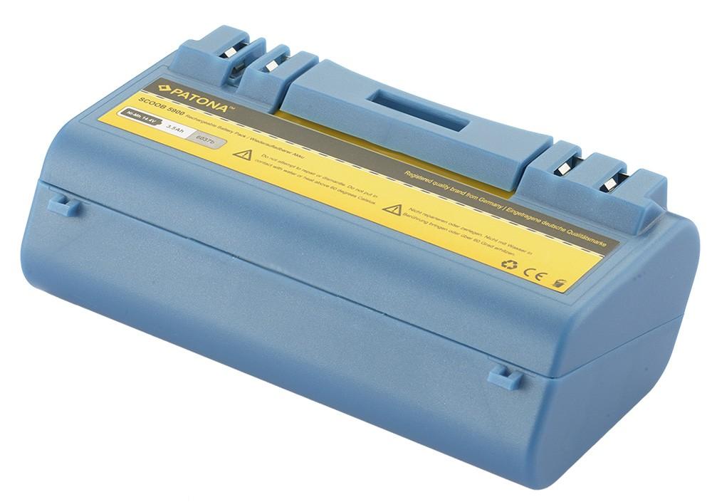 Battery for iRobot Scooba 5900 5910 5920 5940 Scooba 5800