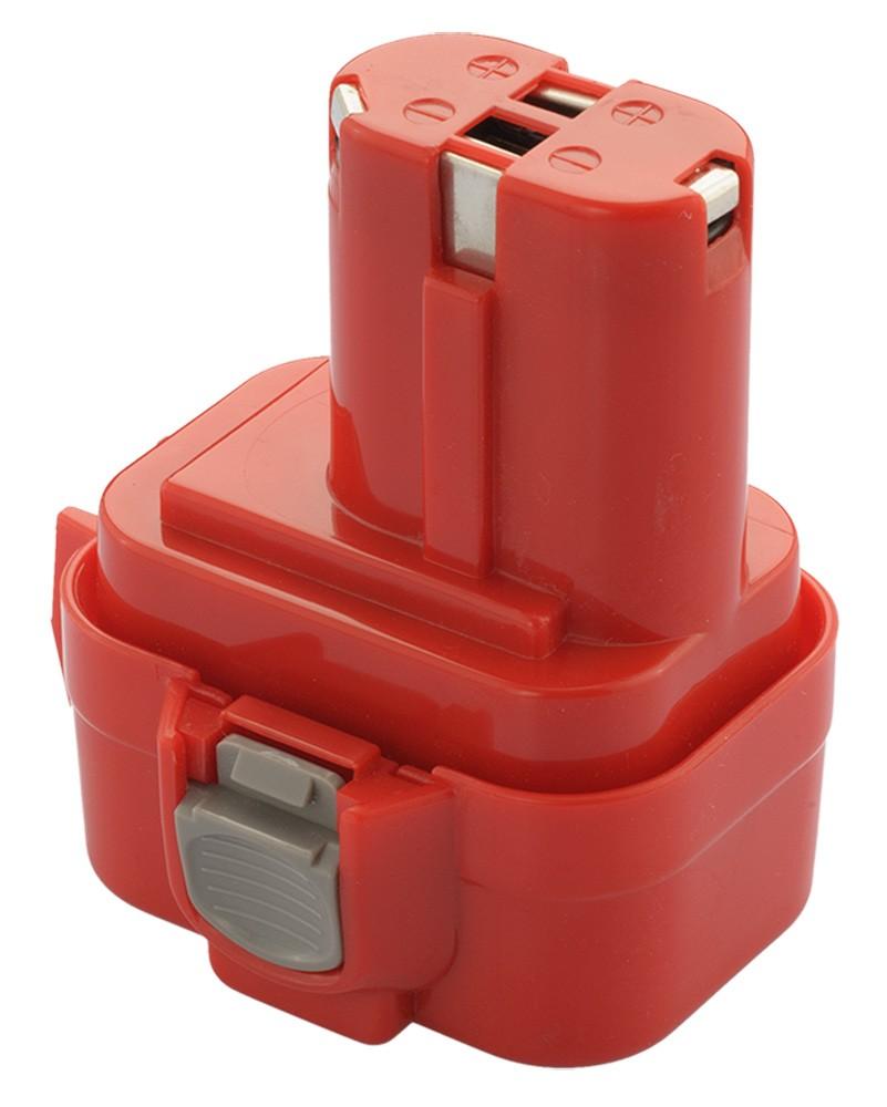 Battery for tool Makita 9,6 Volt 2500 mAh - NI-MH