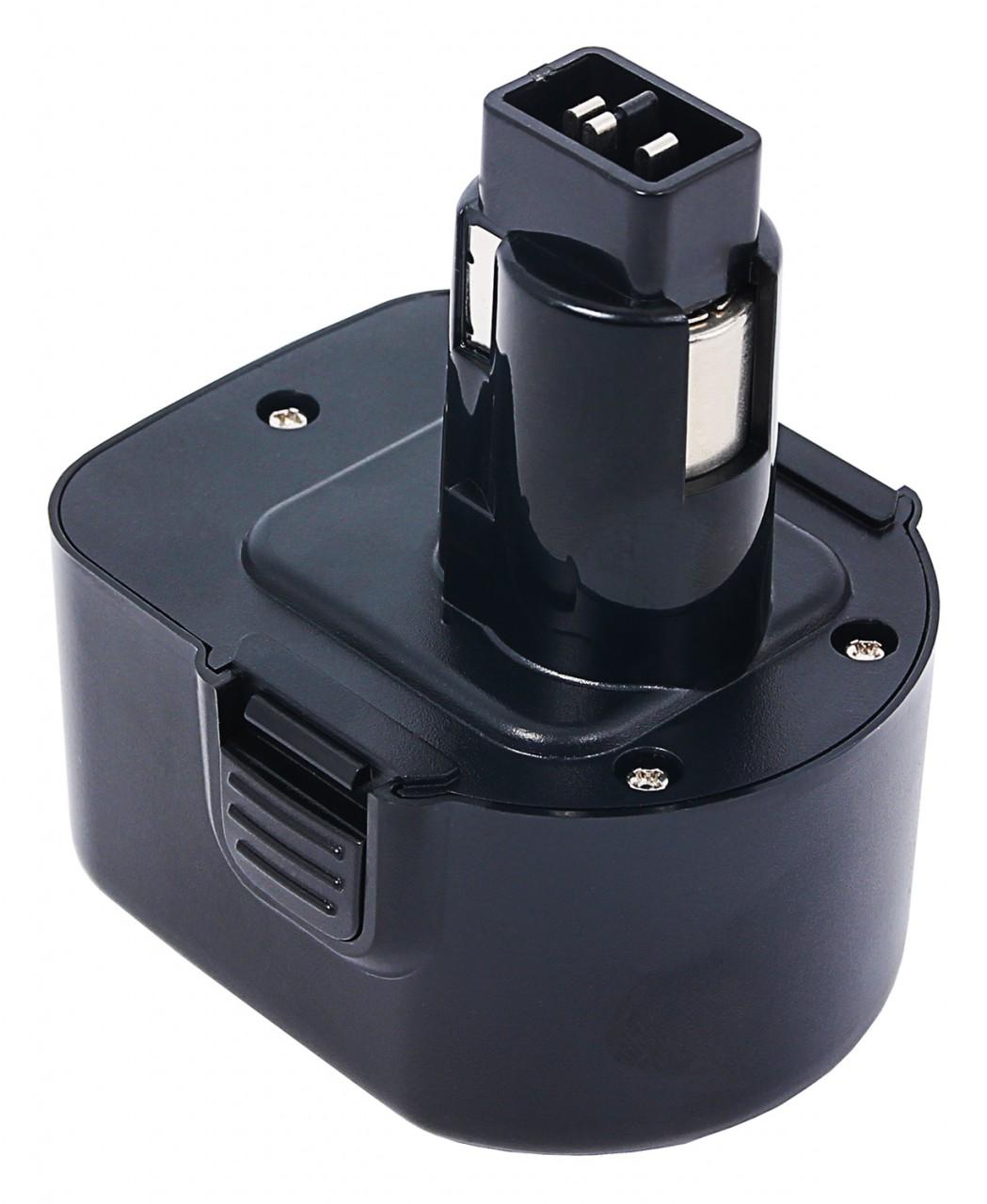 Battery for Dewalt - Black & Decker - ELU und Würth 12 V