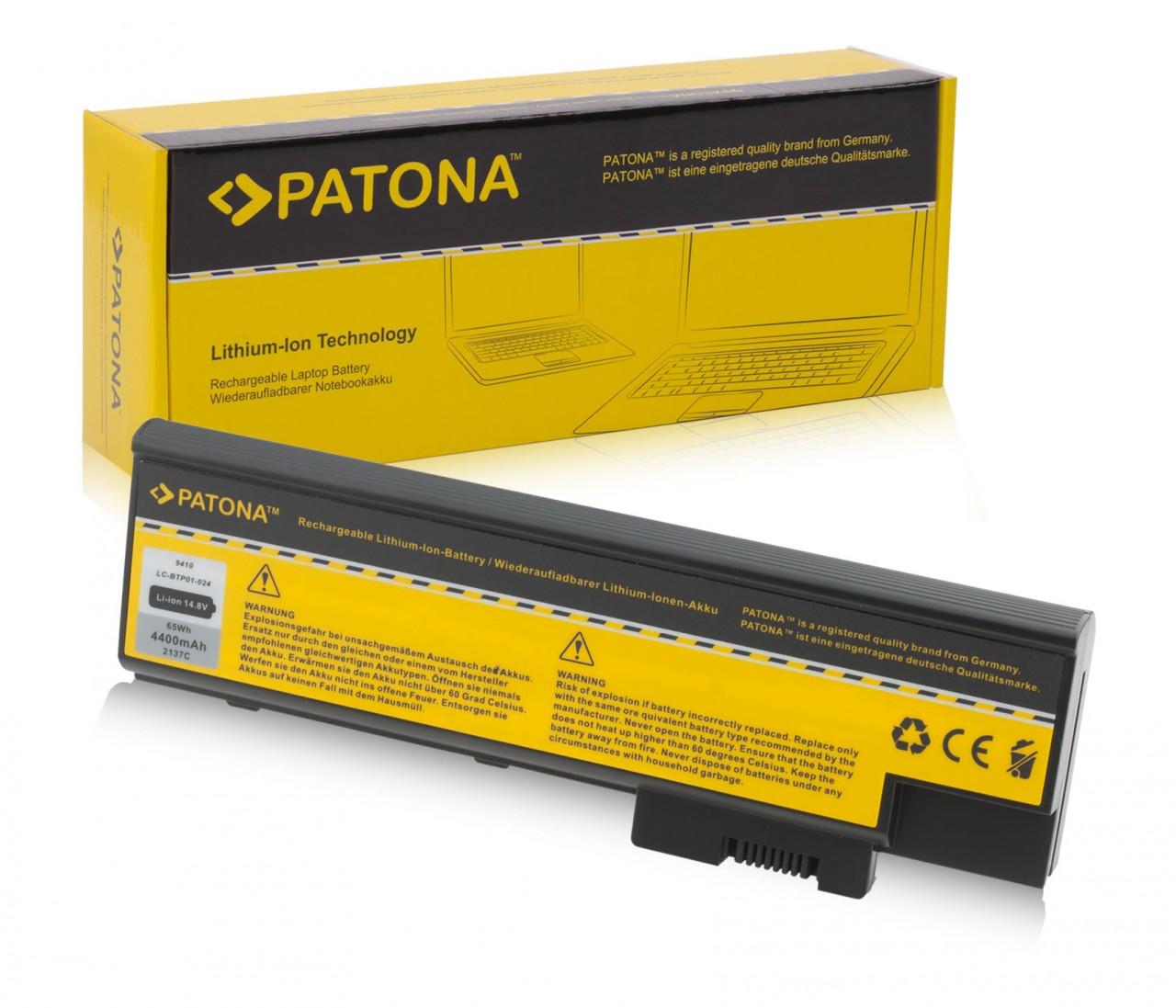 Battery f Acer Aspire 9520-Serie, 9510-Serie, 9420-Serie