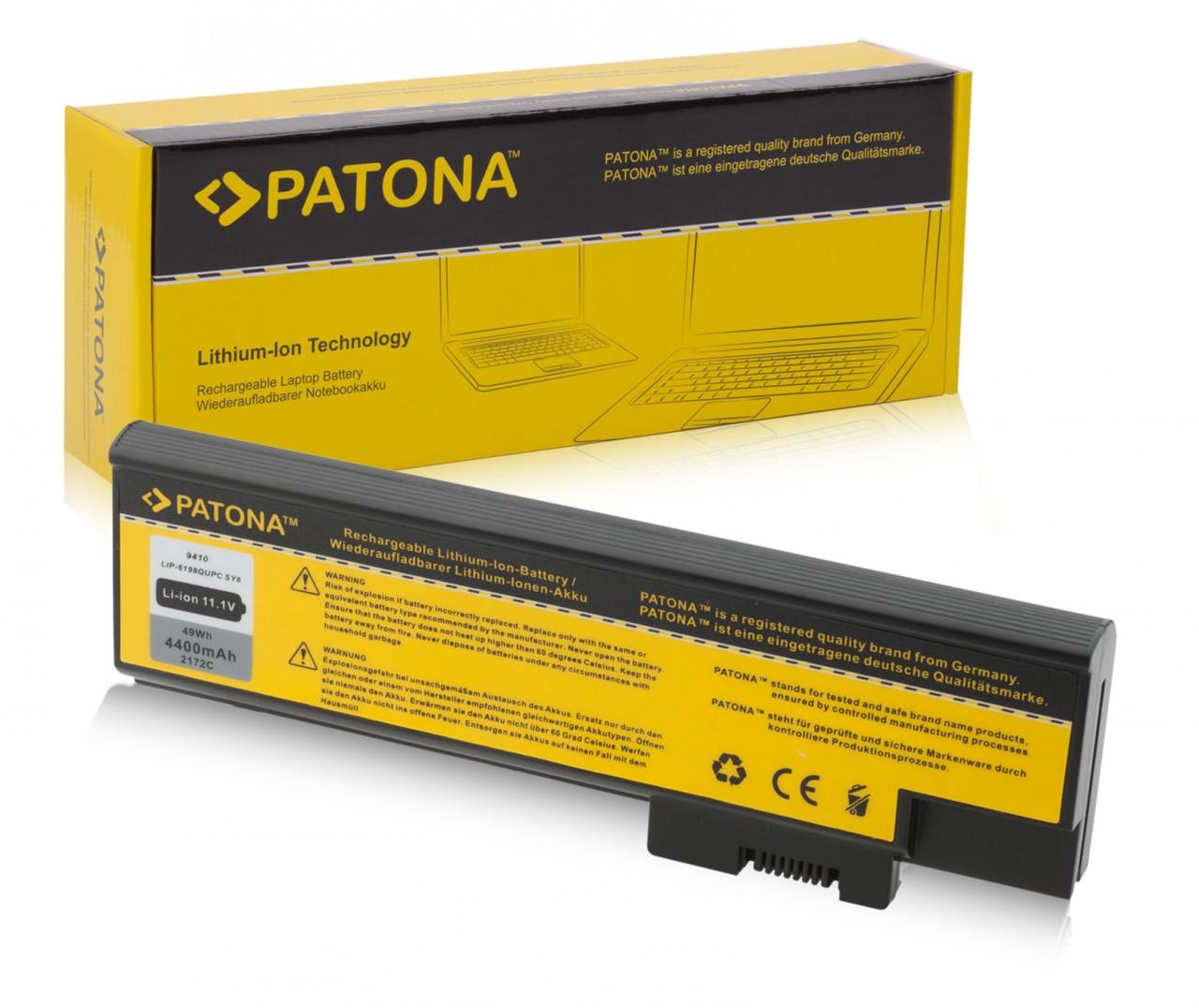 PATONA Battery Acer Aspire 5600 9300 9400 MS1295 BTP-BCA1, 1
