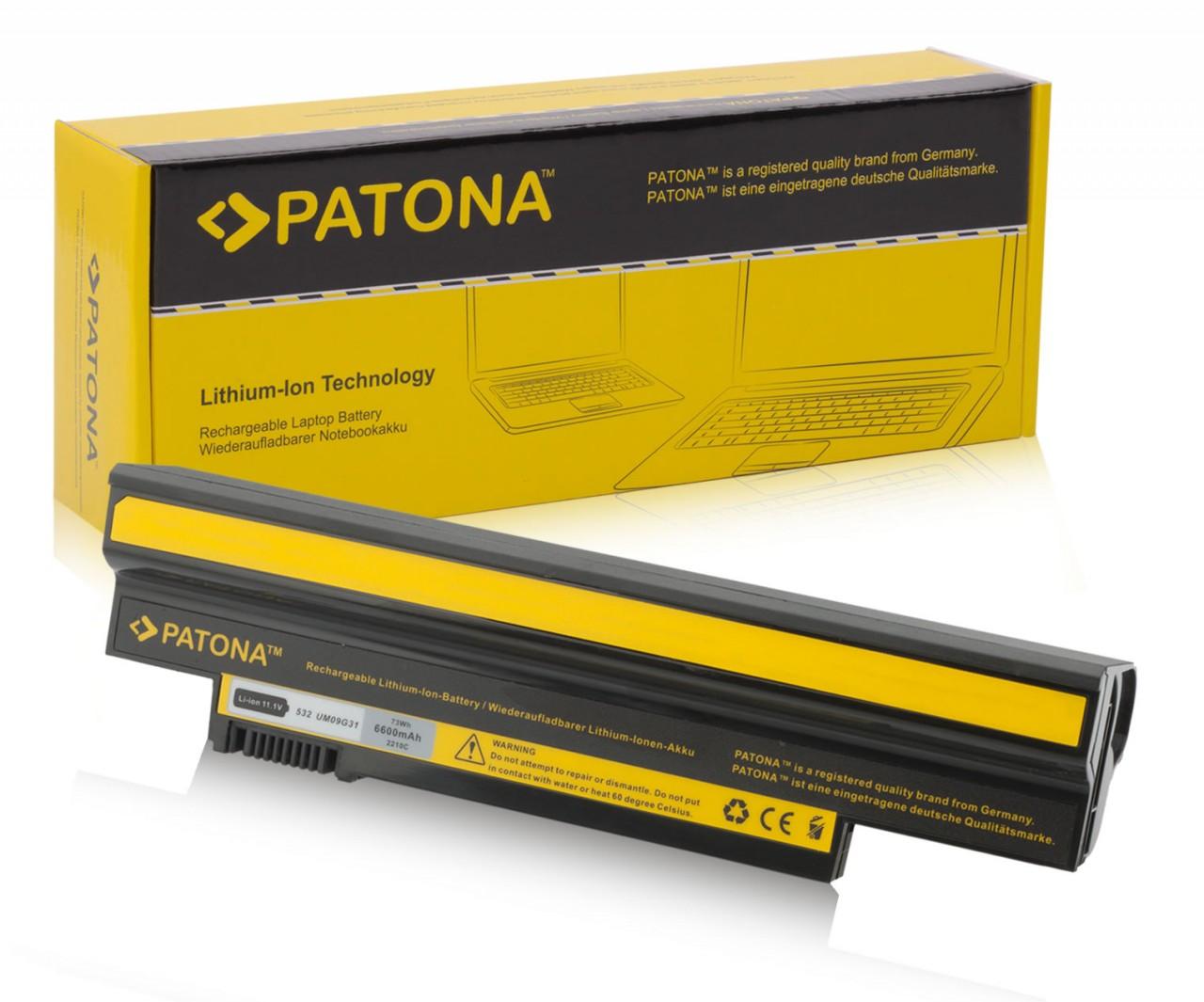 Battery Acer Aspire One BT.00603.107 BT.00604.047 BT.00605.0
