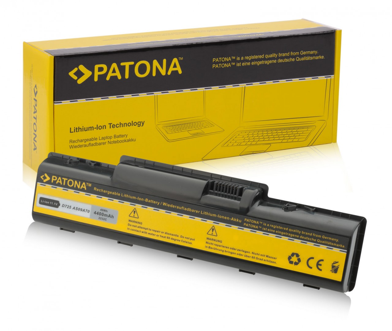 Battery for Acer Aspire AS09A31 AS09A36 AS09A41 AS09A51 AS09