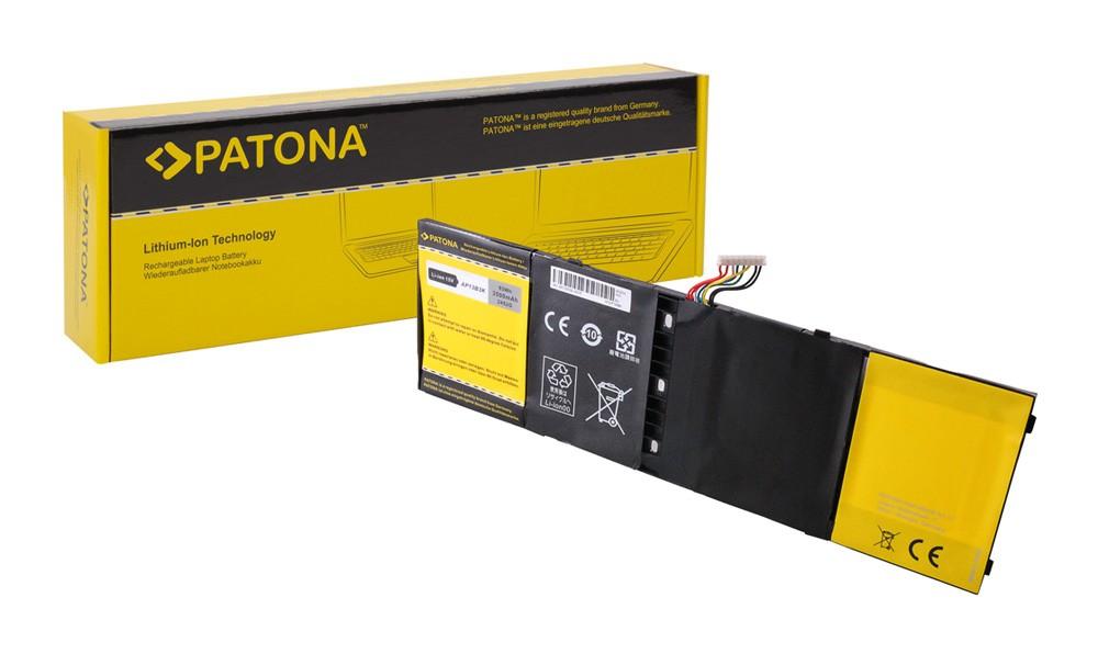 PATONA Battery f. Acer AP13B3K Aspire M5583P M5-583P R7 R757