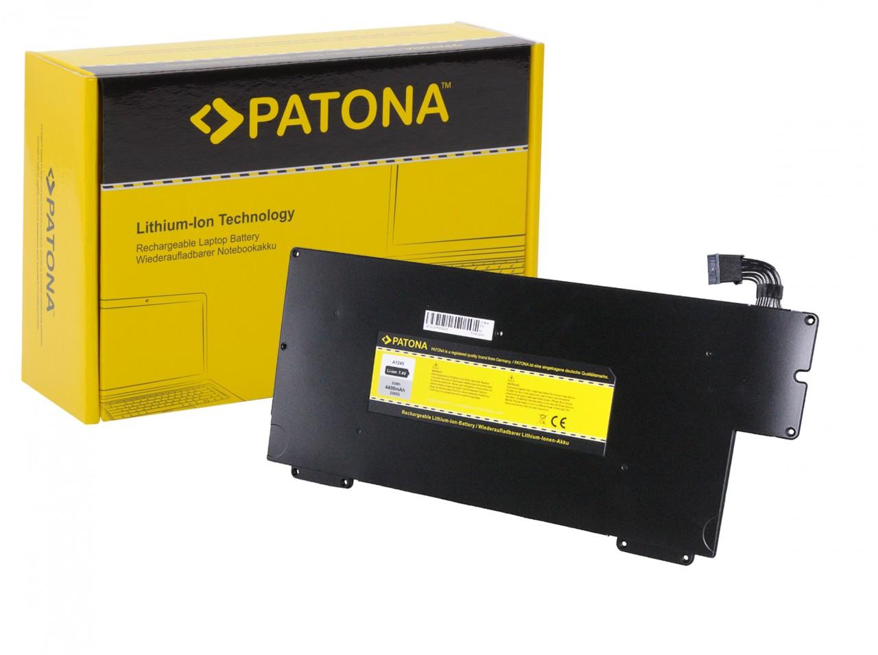 "PATONA Battery f. Apple MacBook Air 13"" A1245 A1237 A1304 Z"