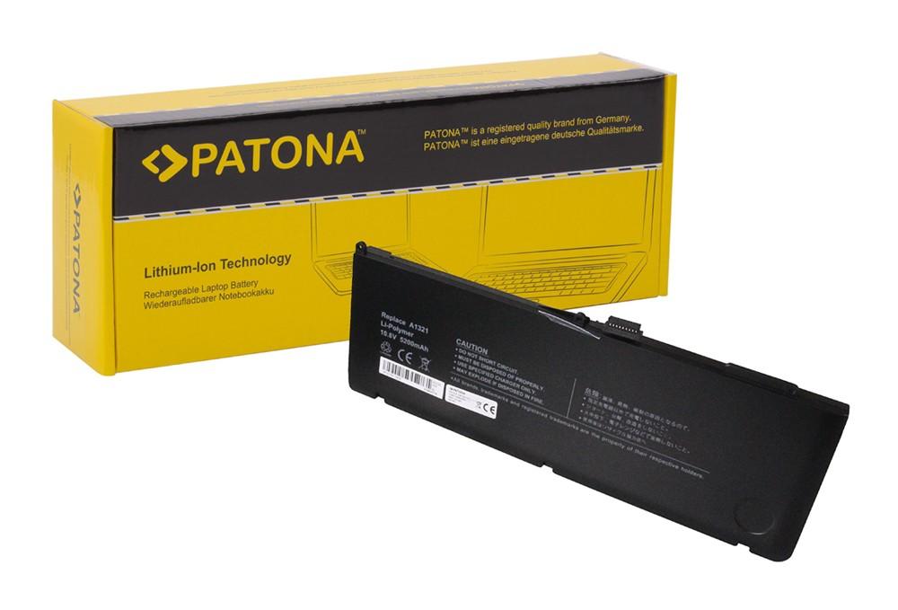 """PATONA Battery f. Apple A1321 MacBook Pro 15"""" A1286 (2009 Ve"""
