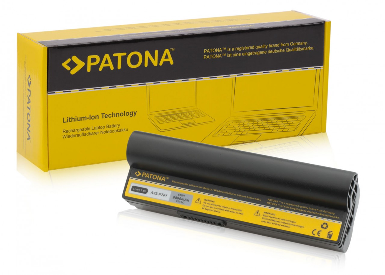 Battery for ASUS EEE PC EEEPC 700 701 900 black