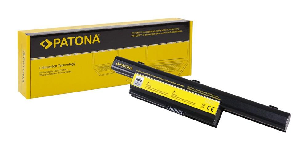 PATONA Battery f. Asus A32-K93 A41-K93 A42-K93