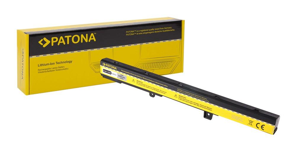 PATONA Battery f. Asus X551C X451C A41 D550 0B110-00250100M