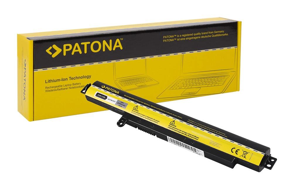 PATONA Battery f. Asus F102BA X102B X102BA-HA41002F X102BA-B