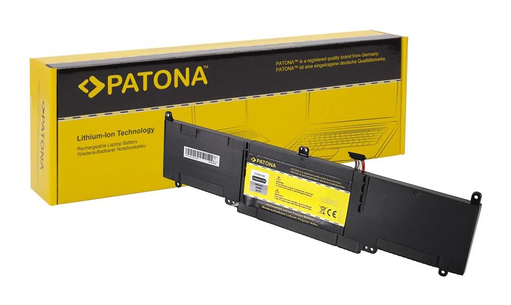 PATONA Battery f. Asus ZenBook UX303 UX303L UX303LA UX303LB