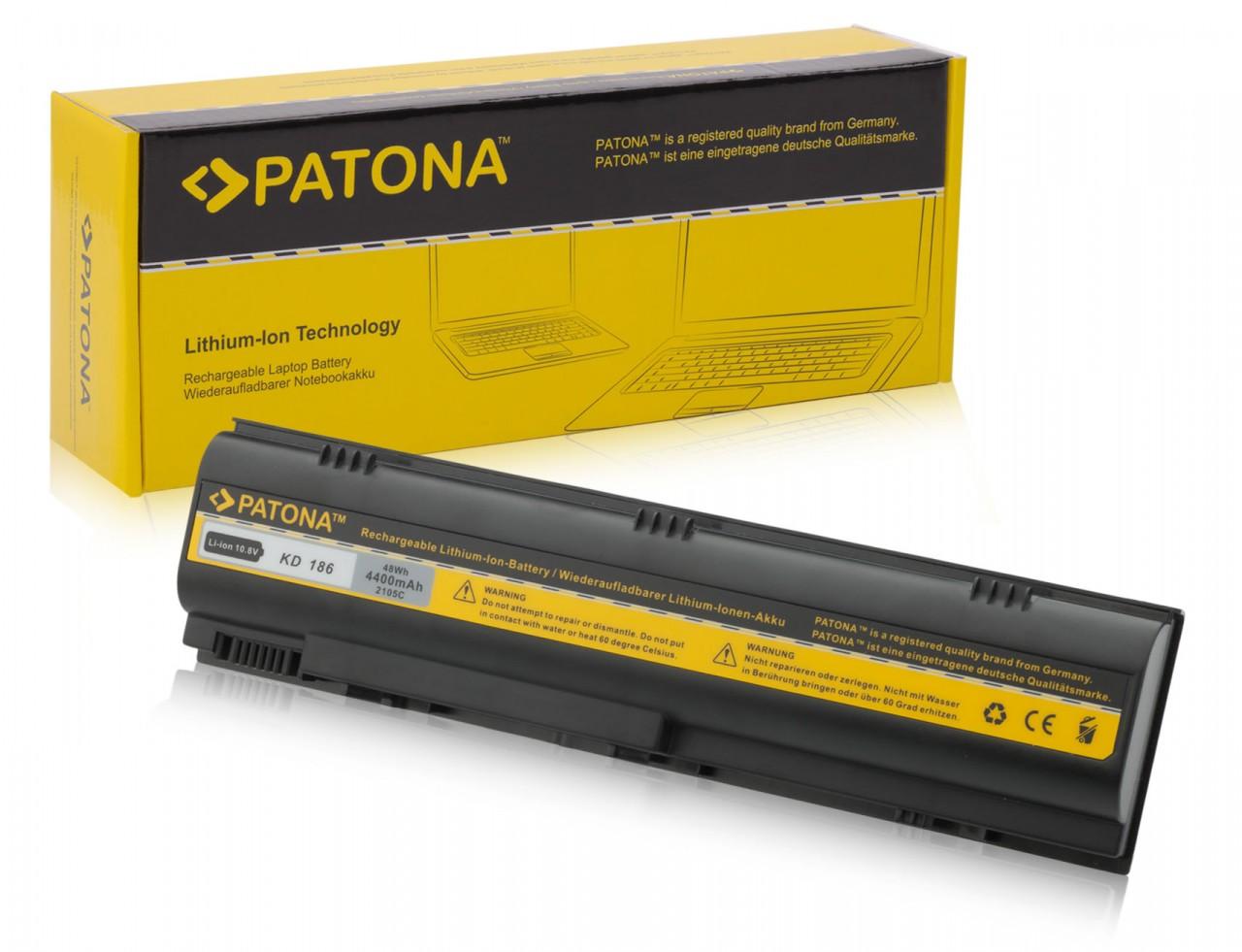 Battery DELL Inspiron 1300 B120 B130 XD187 120L 312-0416