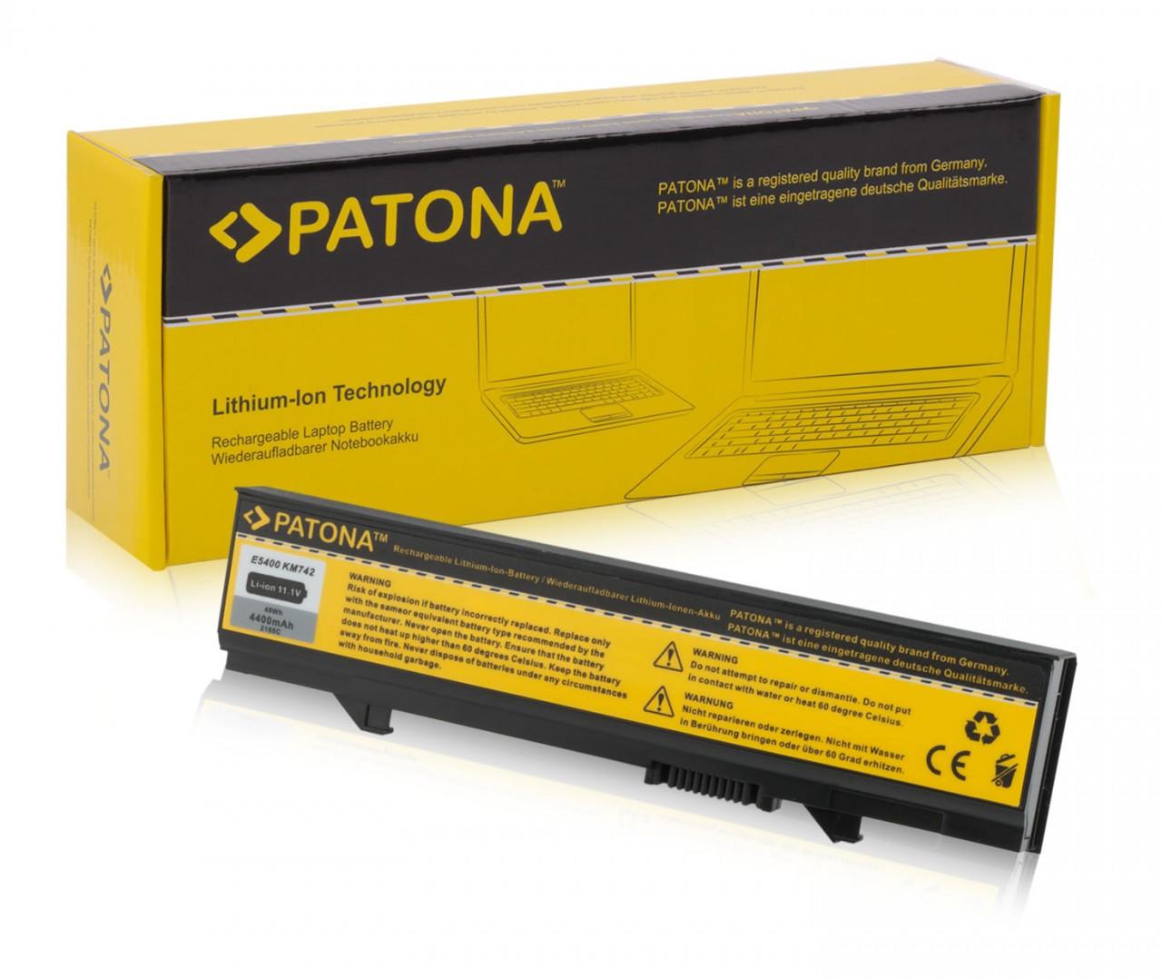 Battery Dell Latitude E5400 E5500 Serie W071D X064D P858D