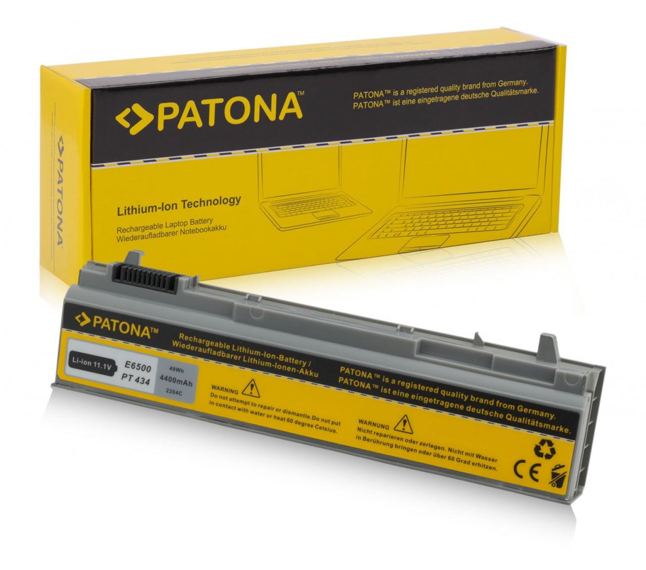Battery for DELL Latitude E6400 E6410 E6500 E6510 4400mAh