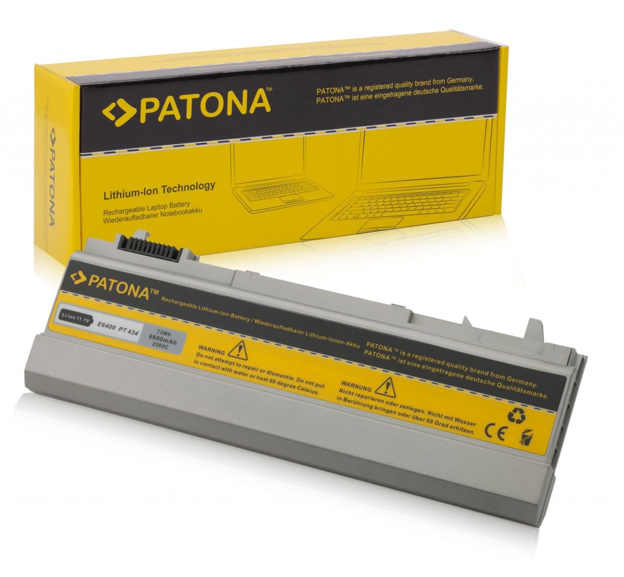 Battery for DELL Latitude E-6400 E-6410 E-6500 E-6510 6600mA