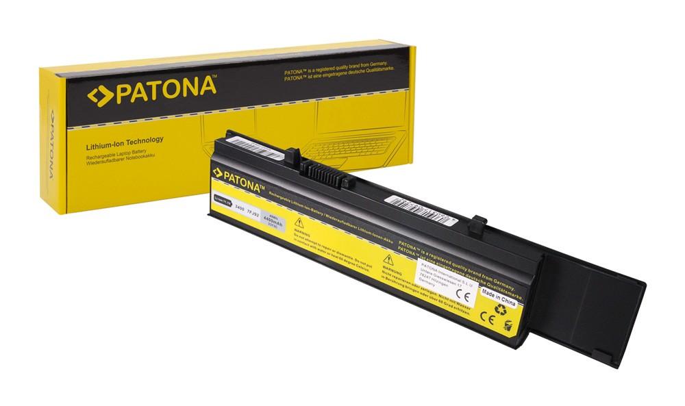 PATONA Battery f. Dell Vostro 3400 3500 3700 04D3C 04GN0G 0