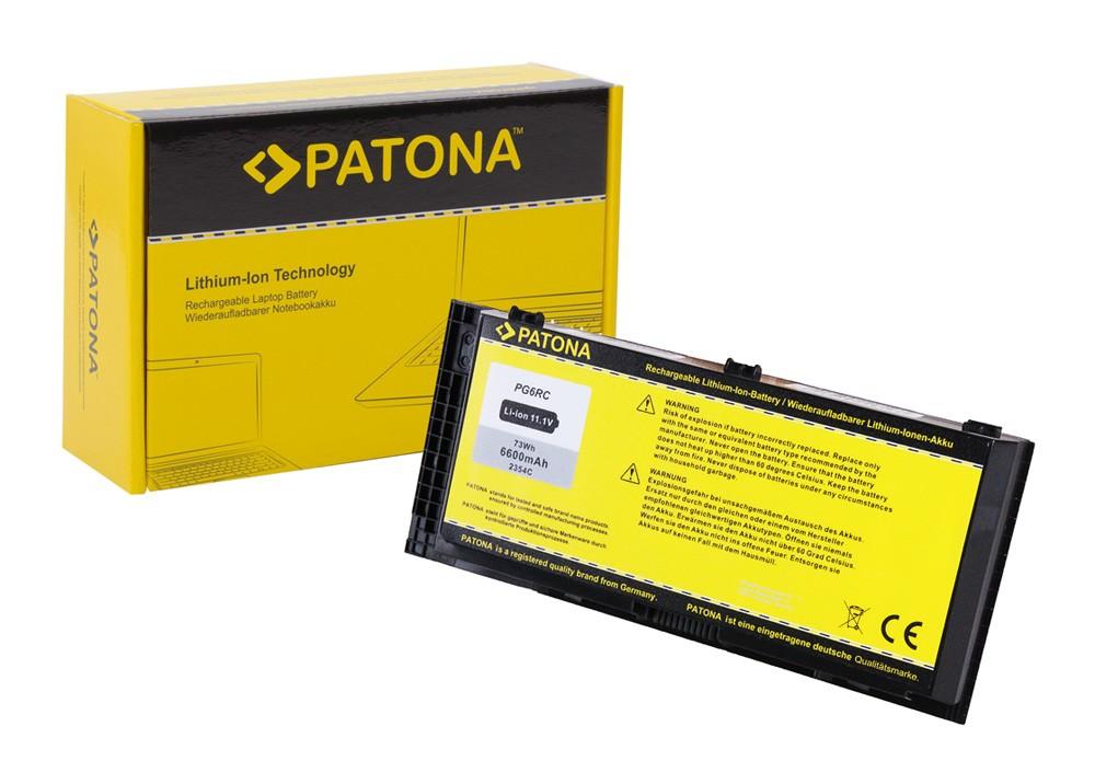 PATONA Battery f. Dell Precision M4600 M-4600 M4700 M-4700